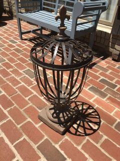 Urn or large home decor piece