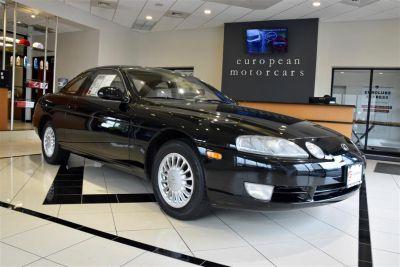1992 Lexus SC 300 Base (Black)