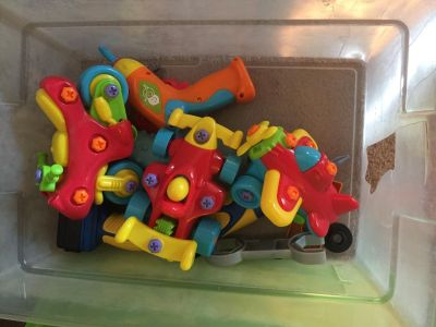 Motor Works by Discovery Toys (take apart cars)