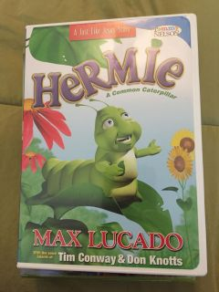 Hermie a common caterpillar dvd