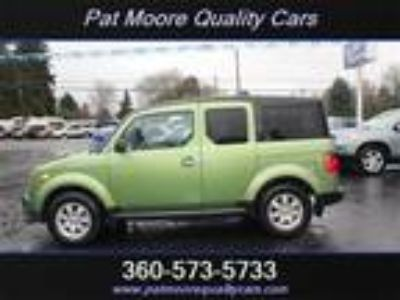 2007 Honda Element EX 2.4L I4 166hp 161ft. lbs.