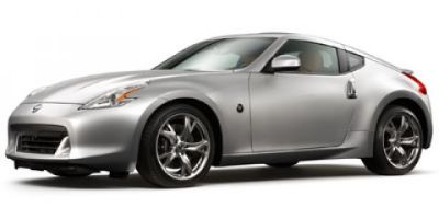 2009 Nissan 370Z Touring (Platinum Graphite Metallic)