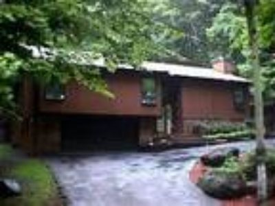 Luxurious Dream Home with Jacuzzi, Sauna and large deck in the Poconos - House
