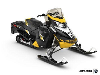 2016 Ski-Doo MX Z BLIZZARD 600 H.O. E-TEC E.S. Trail Sport Snowmobiles Island Park, ID
