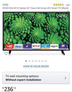 32 inch Vizio TV