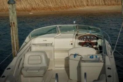 1996 Sea Ray Sunsport 280