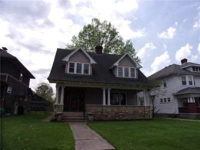 4 Bed 1 Bath Foreclosure Property in Springfield, OH 45503 - E Cassilly St