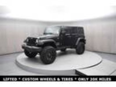 used 2014 Jeep Wrangler for sale.