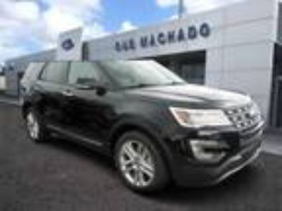 new 2017 Ford Explorer for sale.