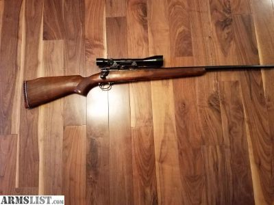 For Sale/Trade: Pre 64 Winchester model 70