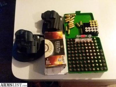 For Sale: 40s&w, 38sp/357mag and 357sig