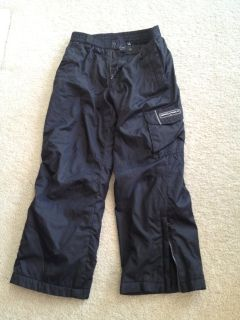 EUC 10/12 ZeroXPosure Lined Snow Pants