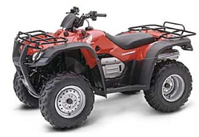 2004 Honda FourTrax Rancher AT GPScape ATV Utility ATVs Crystal Lake, IL