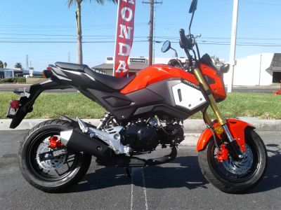 2019 Honda GROM Play Bikes Orange, CA