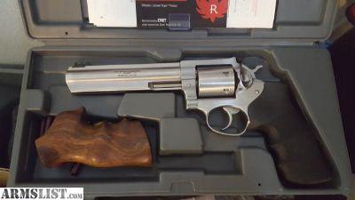 For Sale: Ruger GP100 357