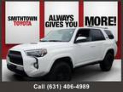 $44998.00 2017 Toyota 4Runner with 16607 miles!