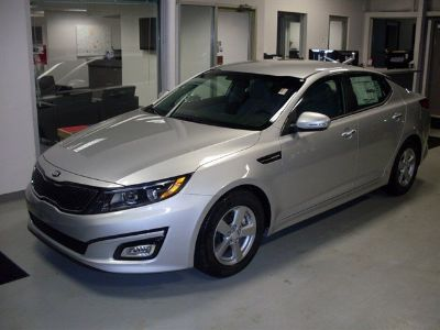 2015 Kia Optima LX (Bright Silver)