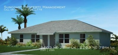 Apartment Rental - 2263 NE 78th Ln