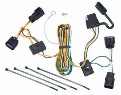Find Tow Ready 118450 T-Connector Easy do-It-Yourself Trailer Wiring RPM-320 motorcycle in Sylvester, Georgia, United States, for US $24.99