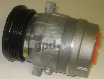 Purchase GLOBAL PARTS 6511311 A/C Compressor-New A/C Compressor motorcycle in Saint Paul, Minnesota, US, for US $228.81