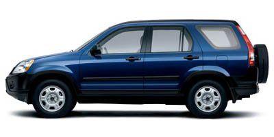 2005 Honda CR-V LX (Not Specified)