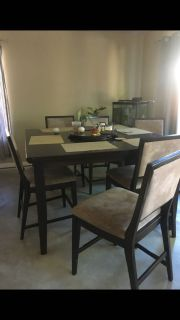 Chairs and Table (SET)