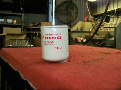 Find Hino Truck New Oil Filters # 15607-1750 motorcycle in Sarasota, Florida, United States, for US $25.00