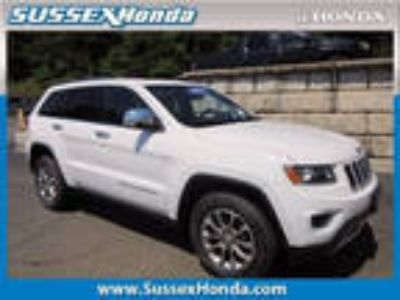 2015 Grand Cherokee Jeep 4x4 Limited 4dr SUV