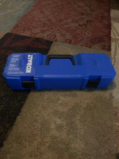 Kobalt compact toolbox - ppu (near old chemstrand & 29) or PU @ the Marcus Pointe Thrift Store (on W st)