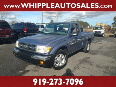 2000 Toyota Tacoma Base (Blue)