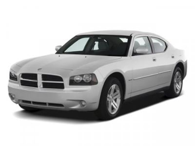2008 Dodge Charger SRT-8 (Steel Blue Metallic)