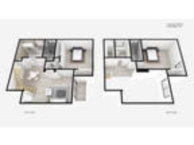 Hughes Regency - 2 BR w/ Loft + 2 BA Townhouse