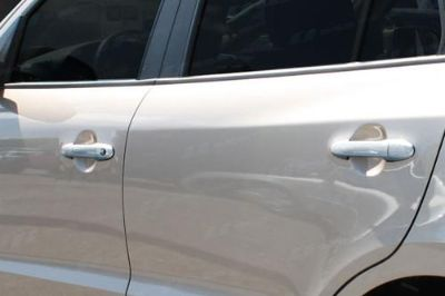 Buy SES Trims TI-DH-511 07-12 fits Hyundai Santa Fe Door Handle Covers SUV motorcycle in Bowie, Maryland, US, for US $78.00