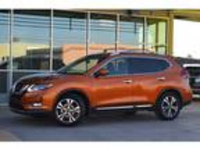 Used 2017 Nissan Rogue SL for sale