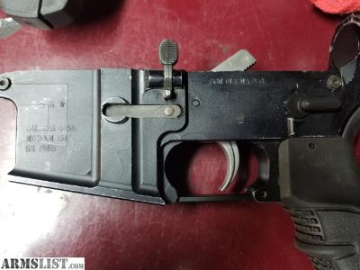 For Sale: preban sgw billet lower receiver