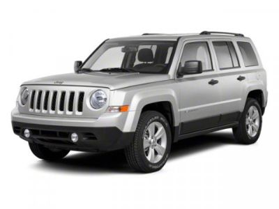 2011 Jeep Patriot Latitude (Mineral Gray Metallic)