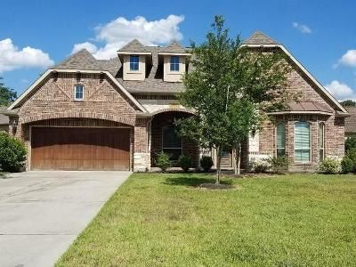 4 Bed 4 Bath Foreclosure Property in Humble, TX 77339 - Cornwall Way