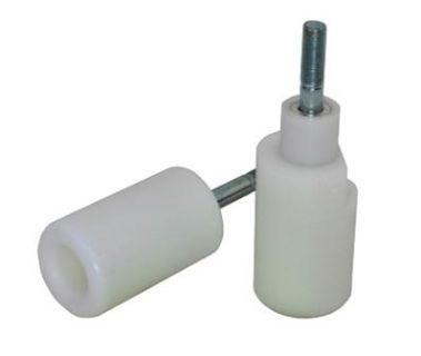 Find Frame Sliders White Suzuki GSXR750 GSX-R750 04-05 GSXR600 GSX-R600 GSXR motorcycle in Ashton, Illinois, US, for US $54.99