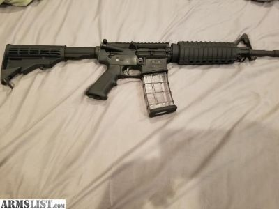 For Sale: Custom AR 15