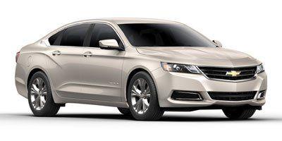 2014 Chevrolet Impala LT (Champagne Silver Metallic)