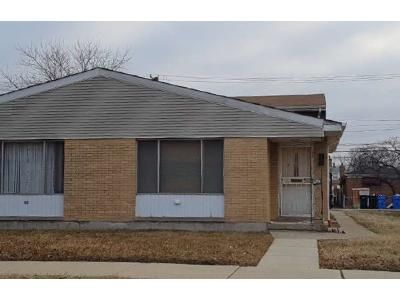 2 Bed 1 Bath Foreclosure Property in Chicago, IL 60620 - S Green St