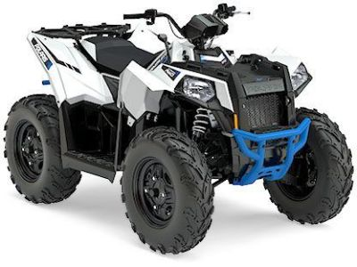 2017 Polaris Scrambler 850 Sport-Utility ATVs Lowell, NC