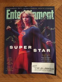 New Entertainment Weekly Magazine August 2019 Cover 3 of 5 ~ Super Star
