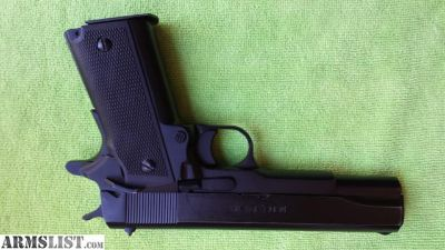 For Sale: Springfield Armory 1911-A1 Hi-Capacity