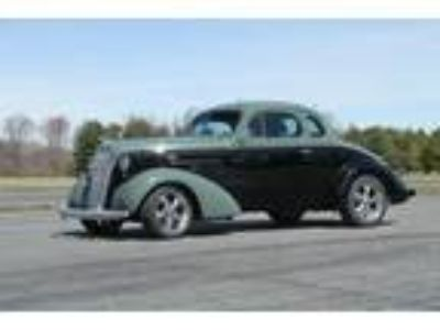 1937 Chevrolet Business Coupe Master Deluxe