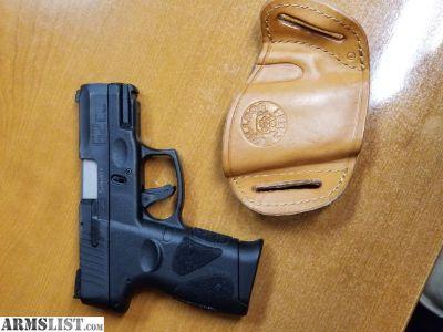 For Sale: Taurus G2C 9mm