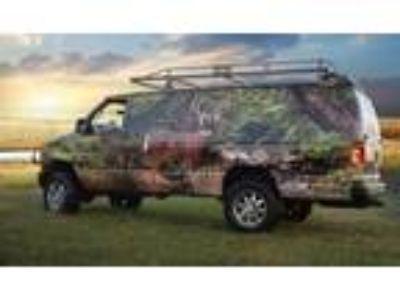 2003 Ford E350 4x4 Quigley Van Long Body