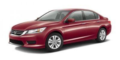 2014 Honda Accord LX (Silver)