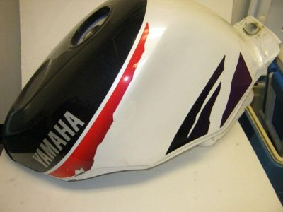 Buy OEM Yamaha YZF750R 1994 YZF 750 Fuel Gas Petrol Tank GYTR DISCONTINUED motorcycle in Grimes, Iowa, US, for US $139.99