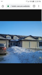 Townhouse for rent in Winkler